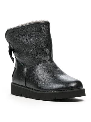 Ботинки черные | 5284856