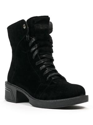 Ботинки черные | 5284859