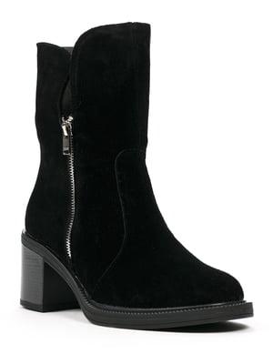 Ботинки черные | 5284853