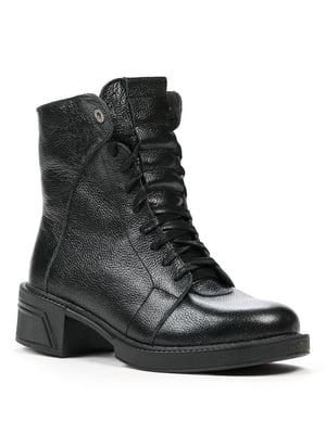 Ботинки черные | 5284854