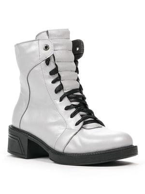 Ботинки серые | 5284855