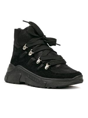 Ботинки черные | 5287503
