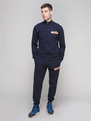 Костюм спортивный: кофта и брюки | 5289598