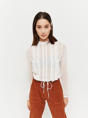 Блуза белая   5287252