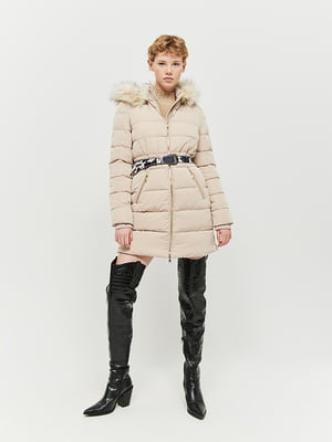 Куртка бежевая | 5287326