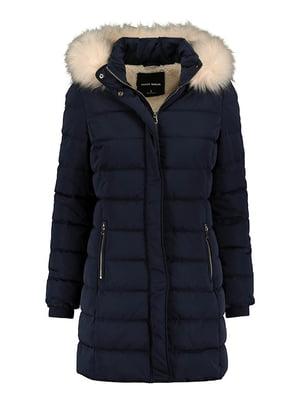 Куртка темно-синя | 5287330