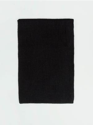 Шарф чорний | 5287448