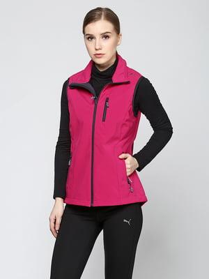 Жилет рожевий | 5292197