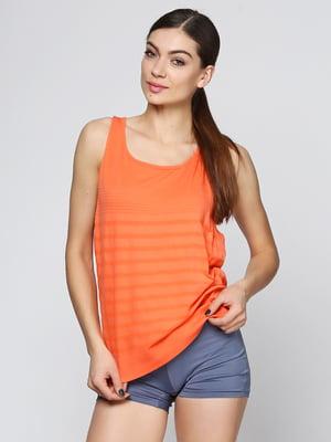 Майка оранжевая | 5292211