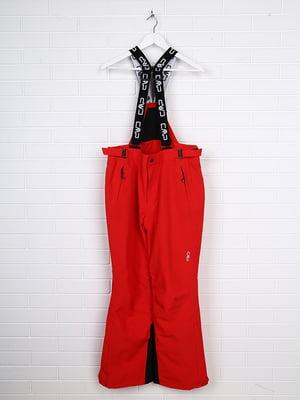 Штани червоні | 5292215