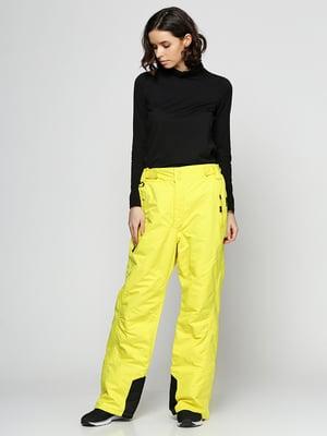 Брюки желтые | 5292216