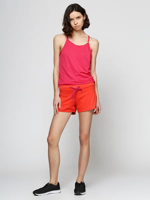 Шорты оранжевые | 5292221