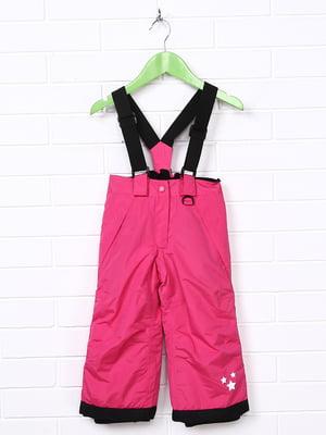 Комбінезон лижний рожевий | 5292233