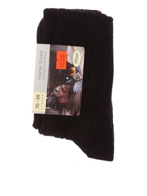 Шкарпетки чорні | 5292240