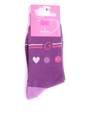Шкарпетки бузкові | 5292247