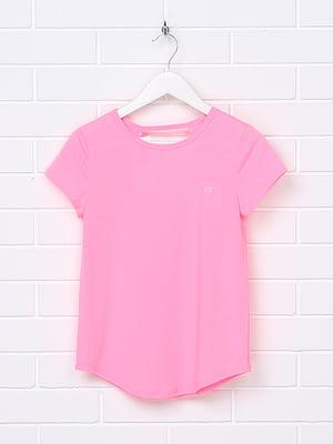 Футболка рожева | 5292335