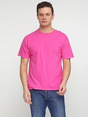 Футболка рожева | 5292381