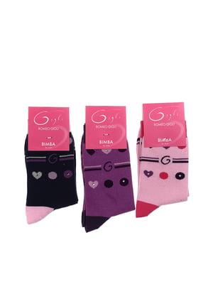 Шкарпетки (3 пари) | 5292410