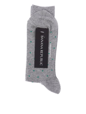 Носки светло-серые | 5292420