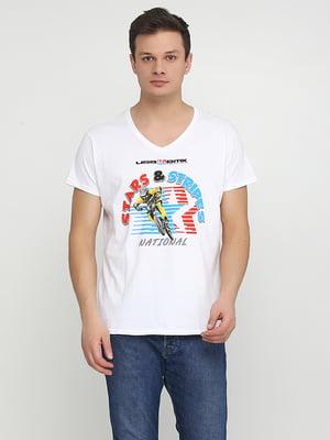 Футболка біла | 5292436