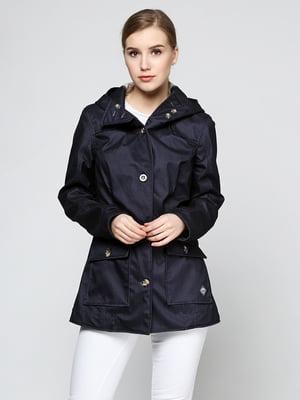 Куртка темно-синя | 5292444