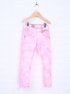 Штани рожеві | 5292457