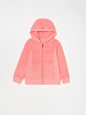 Толстовка розовая | 5294321