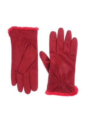 Перчатки красные | 5294374