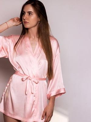 Халат розовый | 5294426