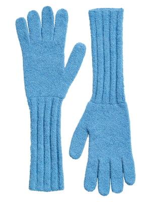 Рукавички блакитні | 5293508
