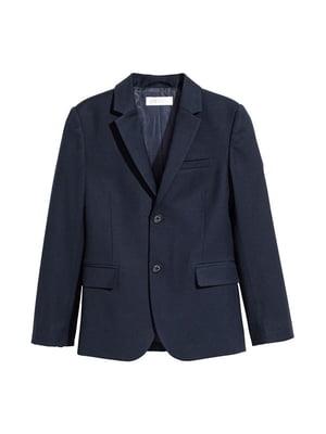Пиджак темно-синий | 5293750