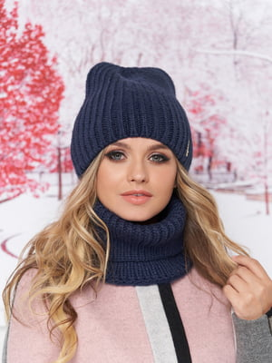 Комплект: шапка и шарф-хомут | 5294588
