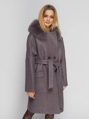 Пальто бирюзовое | 5252128