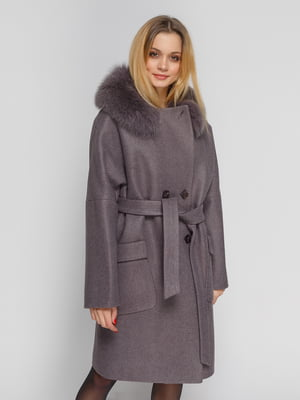 Пальто кофейного цвета | 5252129