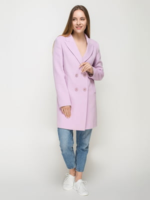 Пальто розовое | 5079986