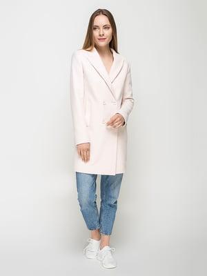 Пальто кремового цвета | 5079990