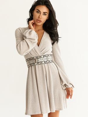 Сукня сіра | 5291117