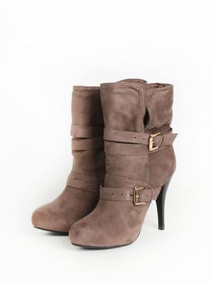 Ботинки коричневые | 5295034