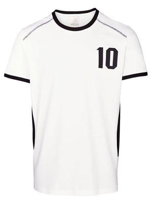 Футболка спортивна біла | 5294781