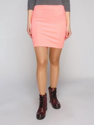 Юбка розовая | 4647025