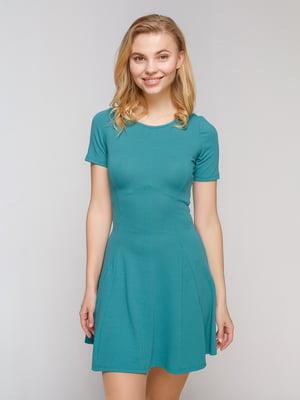 Платье изумрудного цвета | 2696113