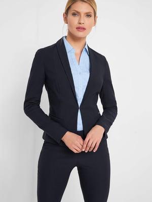 Жакет темно-синій | 5295228