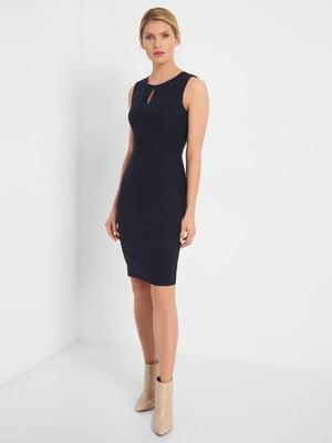 Платье синее   5295231
