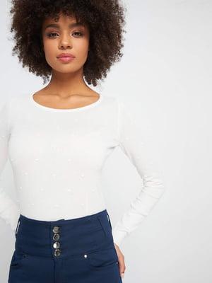 Джемпер белый | 5295236