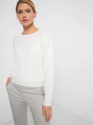 Джемпер белый | 5295240
