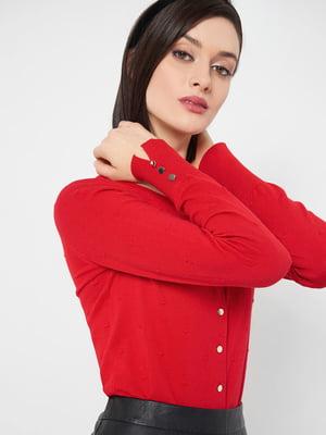 Кофта червона | 5295255