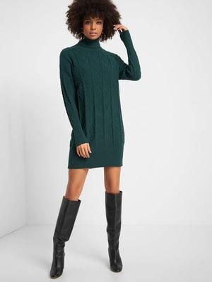 Платье зеленое | 5295260