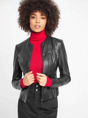 Куртка чорна | 5295285