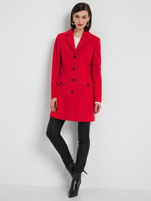 Пальто красное | 5295286
