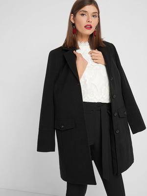 Пальто чорне | 5295287
